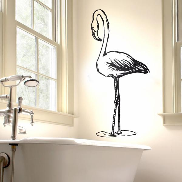 Flamingo - Wandsticker